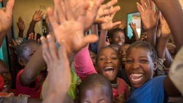 Children in Zambia have a better future ahead thanks to gifts in wills