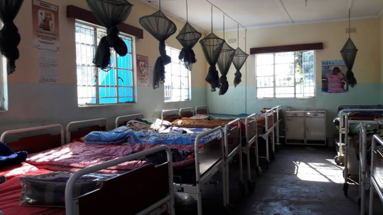 CAFOD tells us about Mtora Mission Hospital in Zimbabwe - the hospital shelters many expectant mothers during their last few weeks of pregnancy