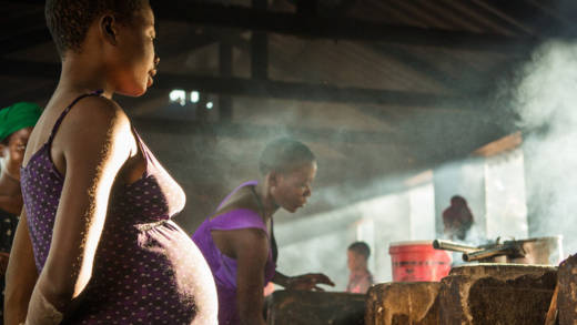 CAFOD want to raise enough money to build a ward for pregnant mothers at Mtora Mission Hospital in Zimbabwe.