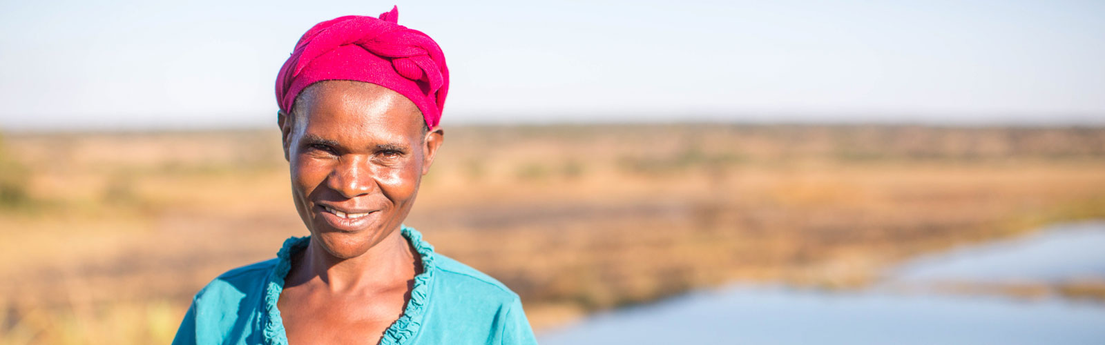 Find out about Florence and fish farming projects in Zambia this Lent.