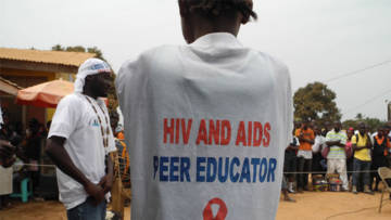 Learn about CAFOD's work on HIV and AIDS development projects.