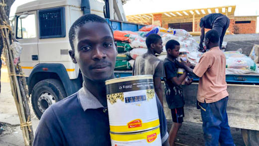 Six months on Cyclone Idai thousands reached with aid
