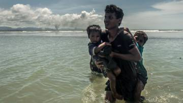 Our partner, Caritas Bangladesh, is responding to the Rohingya refugee crisis by providing emergency aid to those in need.