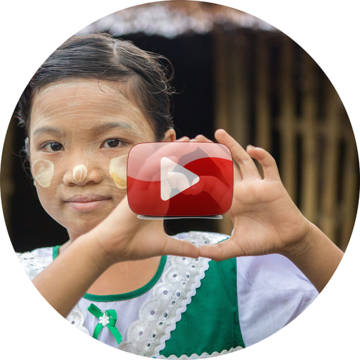 Watch stories from places like Myanmar on CAFOD's YouTube channel.