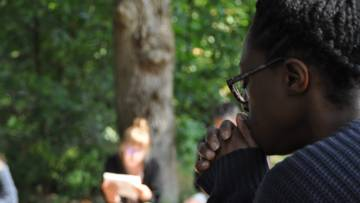 Climate Champions reflect and pray on our common home and climate justice.