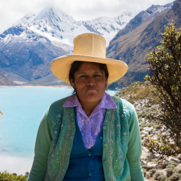 CAFOD' work on climate change and protecting the environment