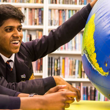 Book onto our Connecting Classrooms for Global Learning courses.