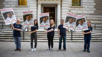 Thousands of CAFOD supporters have urged Rishi Sunak to show more leadership on the climate crisis ahead of COP26