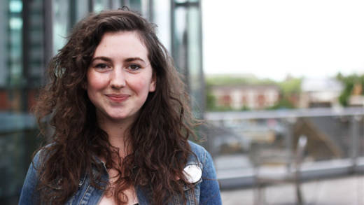 Sophie is a CAFOD gap year volunteer working at The Briars residential centre in Nottingham.