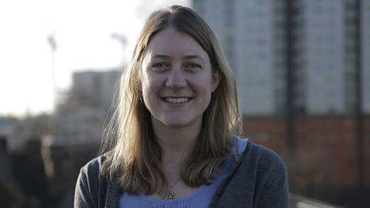 Laura Ouseley, CAFOD's World News Officer