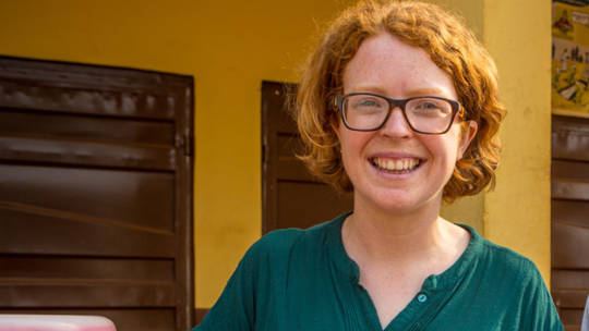 Laura is an Emergency Response Team logistics expert, and has worked all over the world, including coordinating ambulances during the Ebola outbreak in Sierra Leone.
