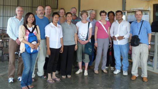 Ely Parish joins Connect2: Cambodia