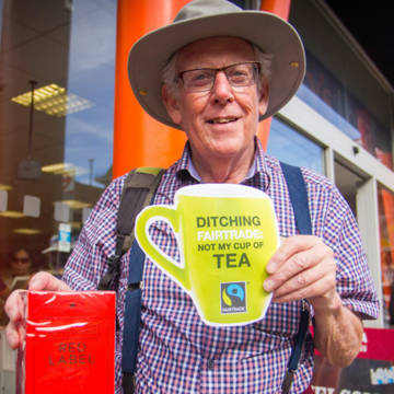 Sainsbury's Fairtrade campaign