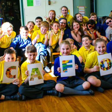 CAFOD's work in primary schools