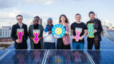 Power generated from renewable energy sources such as solar panels is needed to reach net zero greenhouse gas emissions