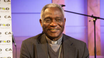 Cardinal Turkson has called for G7 leaders to maintain climate change commitments