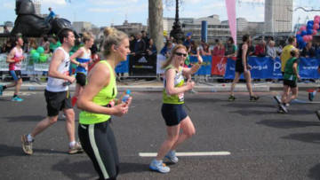 Come support CAFOD's runners!