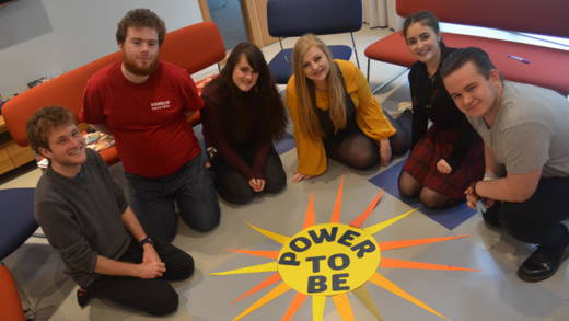 Young CAFOD ambassadors talk about the power to be climate campaign