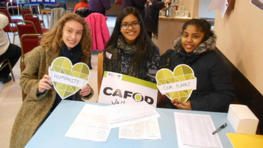 Organise a CAFOD quiz to fundraise.