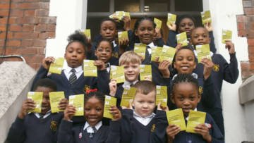 Children have been fundraising for CAFOD this Lent.