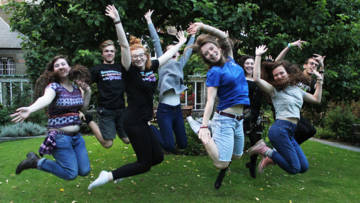 Applicaitons are now open for CAFOD's gap year programme