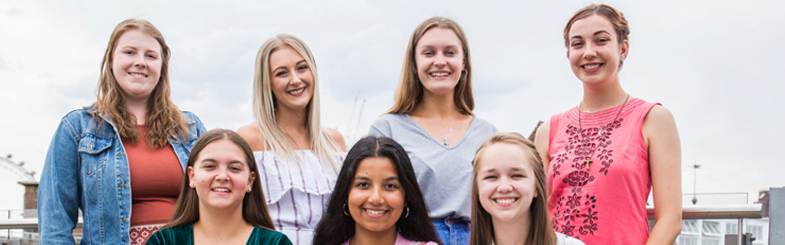 Meet the team of 2018/19 gap year volunteers