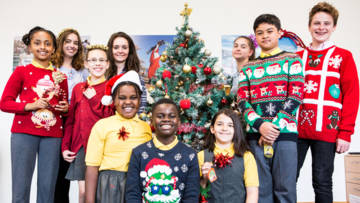 Fundraise for a CAFOD World Gift this Christmas