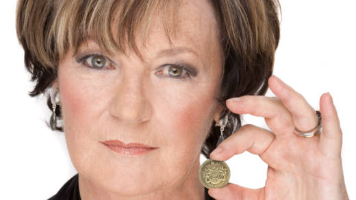 CAFOD celebrity ambassador, cook and TV presenter Delia Smith CBE, supported our Lent Appeal.