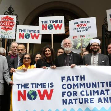 Leaders from different faith groups will leading an event livestreamed from Truro Cathedral ahead of the G7 summit