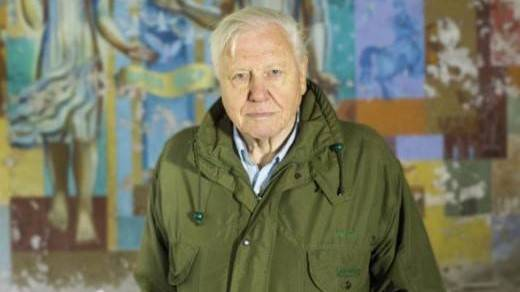 David Attenborough's new film will set out his fears for the plight of our planet, and his hopeful vision for the future. Credit: WWF