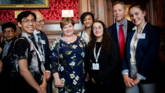 Emily Thornberry and Matt Rodda were amongst the MPs who spoke to CAFOD supporters in Parliament