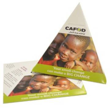CAFOD collectiom box