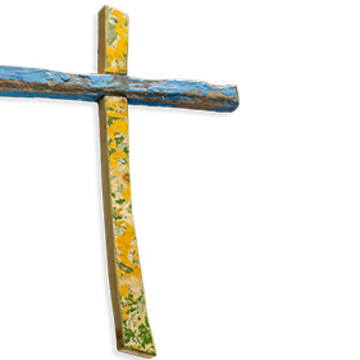 Lampedusa cross- the British Museum