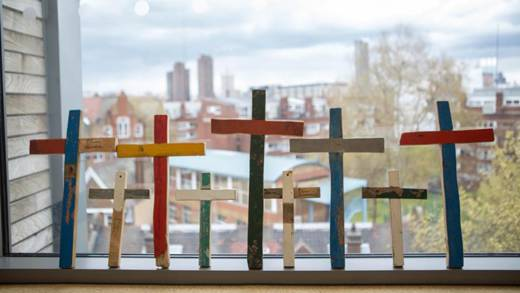 Lampedusa Crosses