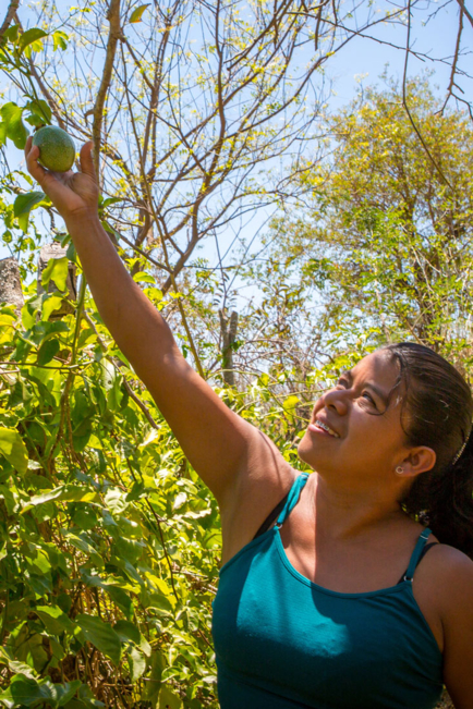 By donating to CAFOD, you're helping people living in poverty to grow strong, healthy crops