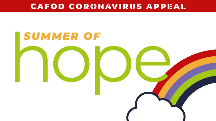 Take part in our Summer of Hope